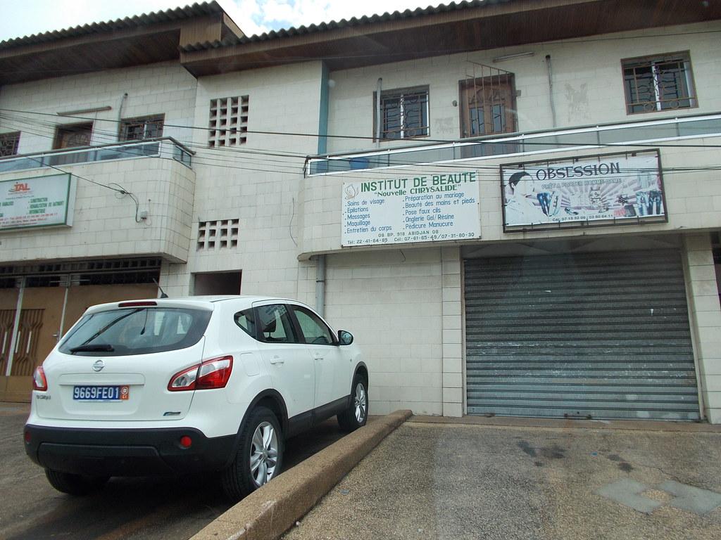 Hotels Near Sofitel Abidjan