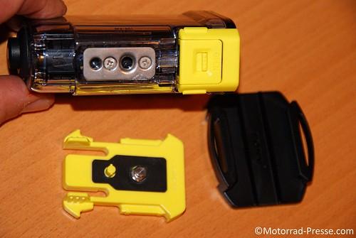 Befestigungsmaterialien Sony HDR-AS15