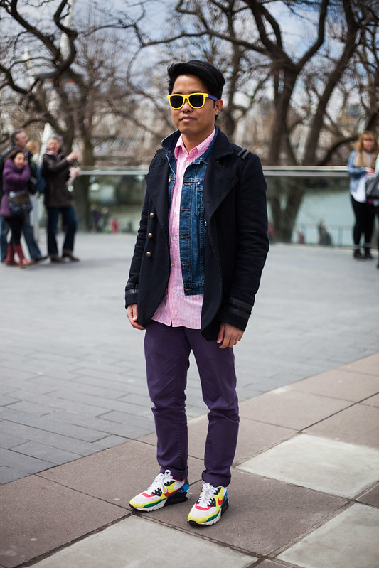 Street Style - Orion, Vogue Festival