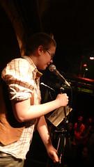 Lisi - textstrom Poetry Slam Wien