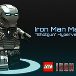 LEGO Iron Man 3 - Mark XL
