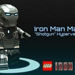 LEGO Iron Man 3 - Mark XL