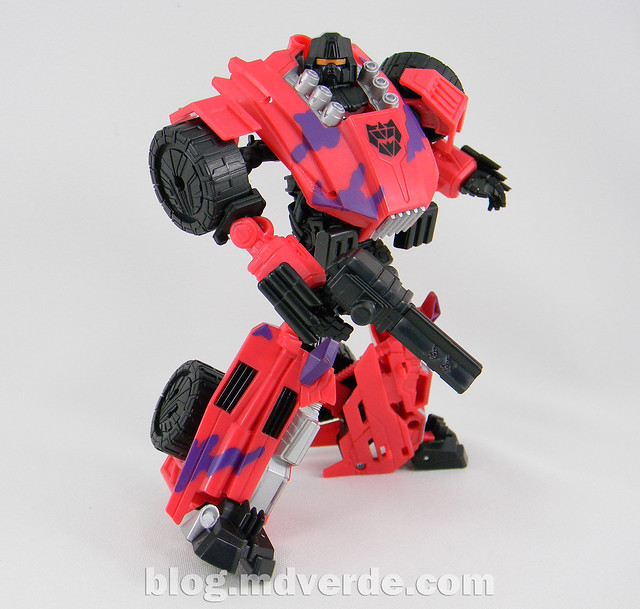 Transformers Swindlw Deluxe - G2 Fall of Cybertron - modo robot