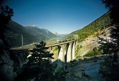 Cestování Švýcarskem– BLS Lötschberger