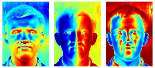 Photometric stereo image
