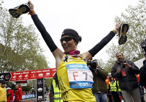 Maraton de Madrid - Vanessa Veiga