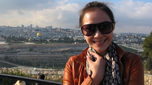 Yuanita Christiani Jerusalem