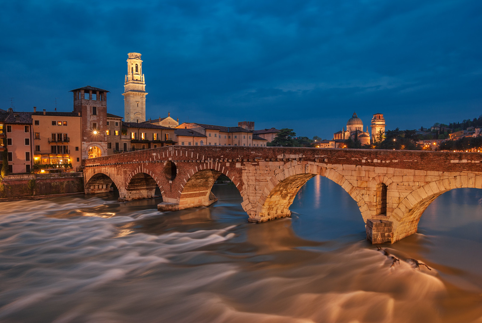Ponte Pietra in Verona - 5 Great Things to Do and See in Verona, Italy