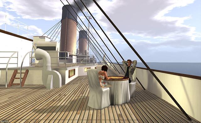 Titanic Deck