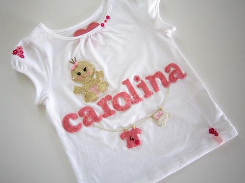 ♥♥♥ Para a Carolina usar no dia do seu aniversario... by sweetfelt \ ideias em feltro