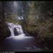 Waterfall on Multnomah Creek | pinhole by bodiegroup