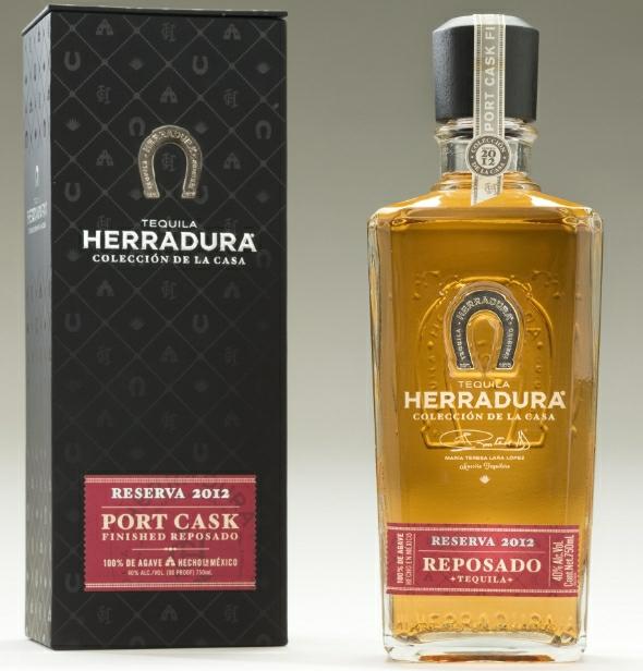 Herradura Coleccion de la Casa Bottle and Packaging