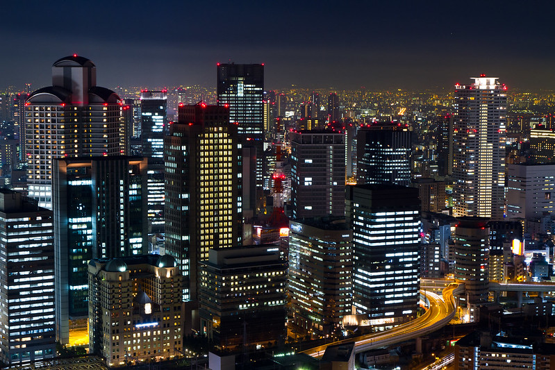 Umeda Night 16