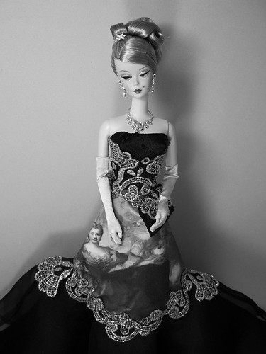 Joyeux Baroque B&W by Sartoria Gigi