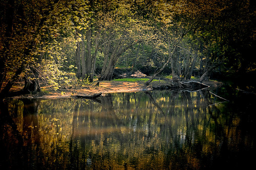 morning light reflections spring massachusetts ipswichriver middleton