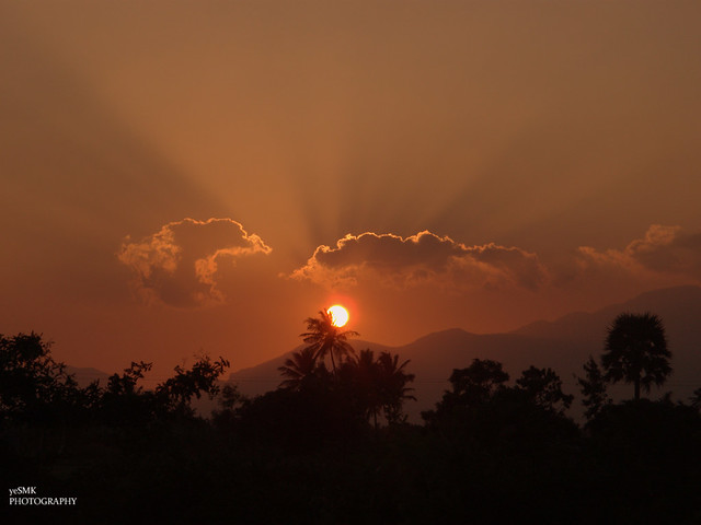 Sunrise at Vallioor