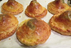 Savory Brioche Pockets by Teckelcar