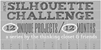 Blog button - The Silhouette Challenge
