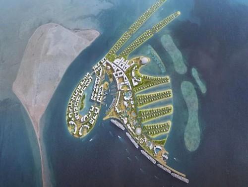 Катар создает искусственный остров Oryx для гостей Чемпионат мира по футболу