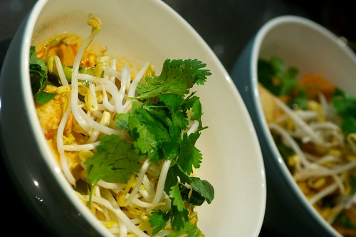 Meatless Monday - Vegetarian laksa