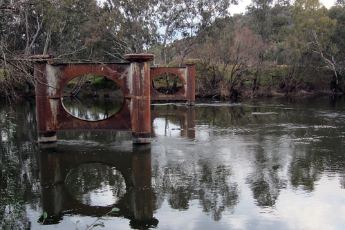 Murray River at Jingellic