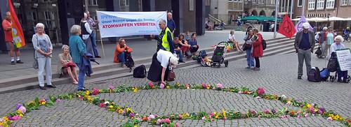 Hiroshima-Tag 2016 in Bremen