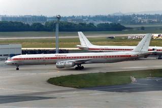 Minerve McDonnell Douglas DC-8-73 F-GDRM