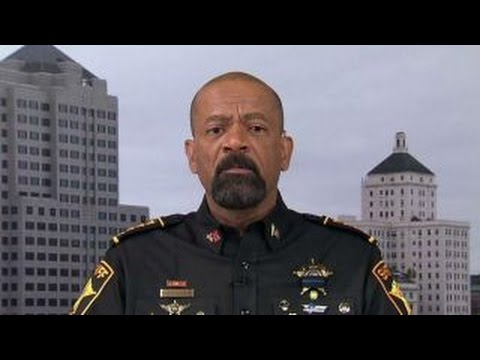 Sheriff David Clarke on Milwaukee riots