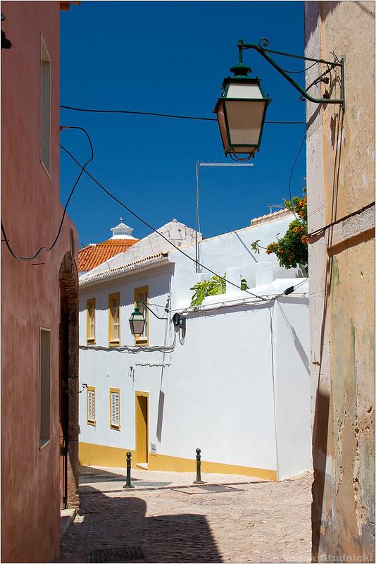 Miasteczko Silves w Portugalii