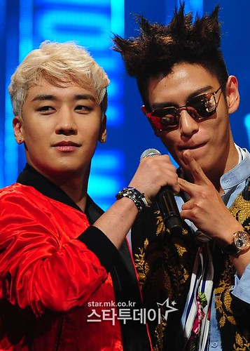 Big Bang - Mnet M!Countdown - 07may2015 - Star MK - 11