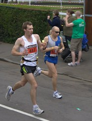 Running: Edinburgh Marathon (25-May-08) Image