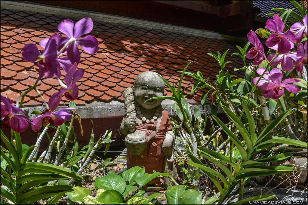 Tailandia Bangkok wat saket