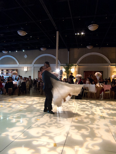 Bride and Groom's First Dance 3