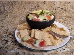 meal, lunch, breakfast, vegetarian food, dip, food, dish, cuisine,