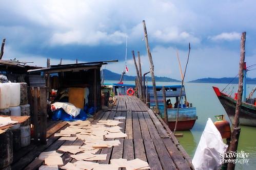 Moro Riau, Indonesia