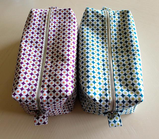 MircoMod boxy bags