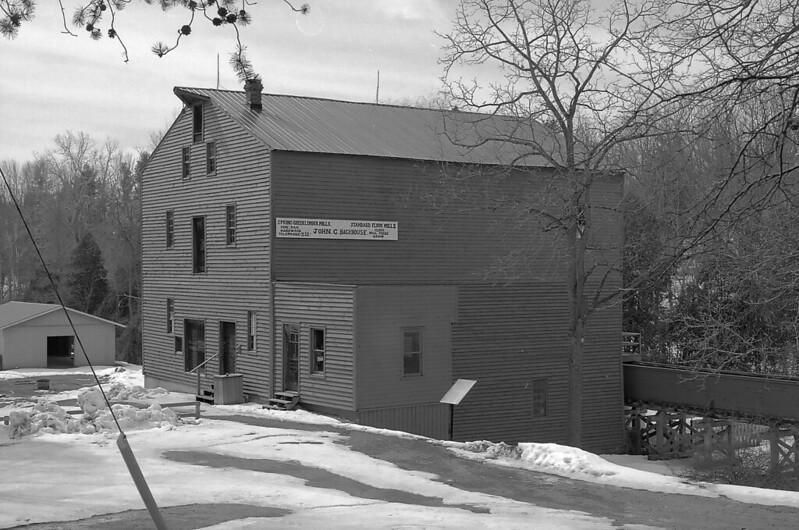 Project:1812 - Bakus Mills