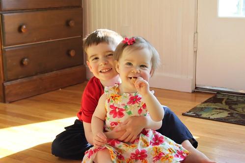 Easter kiddos