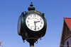 The Frankenmuth River Place Clock