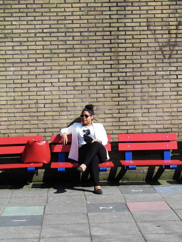 Zara, American Apparel, AA, Primark, Rome, Style & Co., Marc by Marc Jacobs, Marc Jacobs, New Look, OOTD, Outfit of the day, What I was wearing, WIWW, WIWT, What I wore today, High Bun