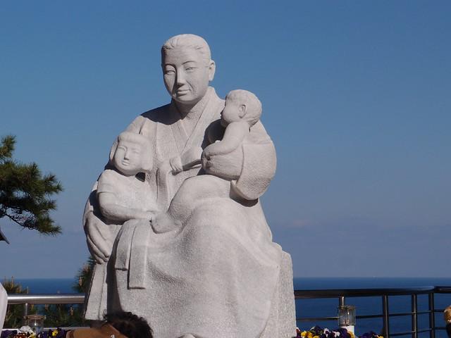 韓國釜山太宗臺