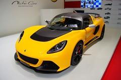 Lotus at the 34th Bangkok International Motor Show