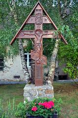 Calvaire à Saint Silouane