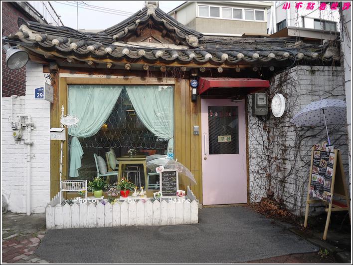 0402仁寺洞 희동아엄마다韓式年糕蛋糕店 (5).JPG