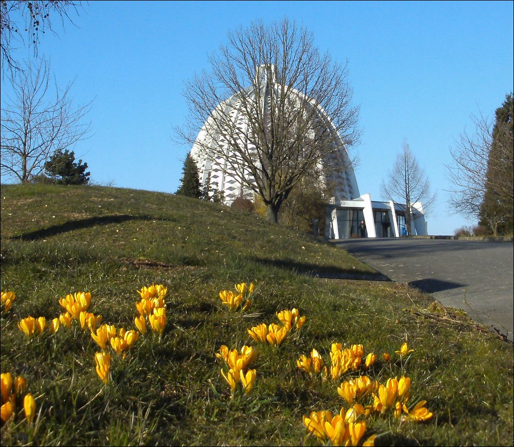 European House of Worship / Bahá´i-Temple/ near Frankfurt/M. (4)