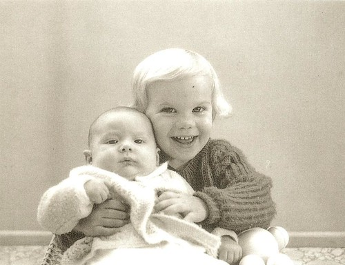My baby sister 1969