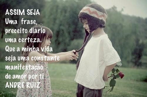 ASSIM SEJA by amigos do poeta