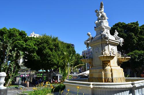 Plaza Weyler, Santa Cruz de Tenerife