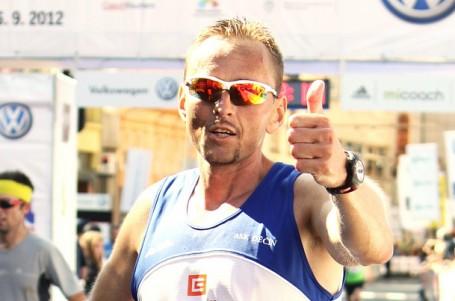 Co dělat poslední dny před maratonem