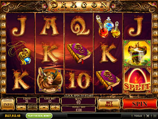 Dragon Kingdom slot game online review